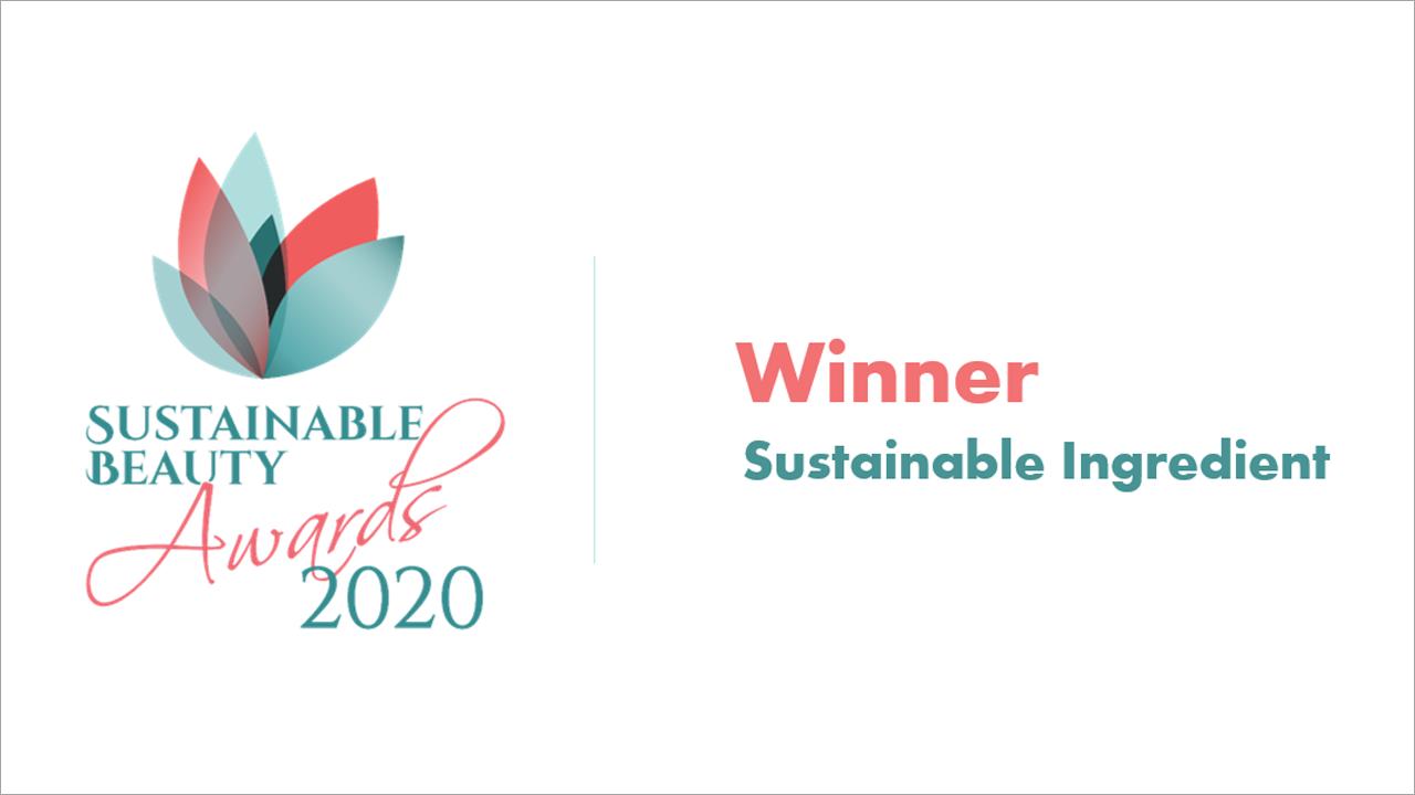 TeraSerum™ Yerba Mate ILOX+ Wins 2020 Sustainable Beauty Award